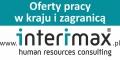INTERIMAX Praca w polsce i za granicą