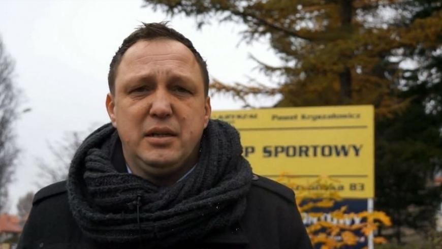 Mecz w geście solidarności z Pawłem Kryszałowiczem