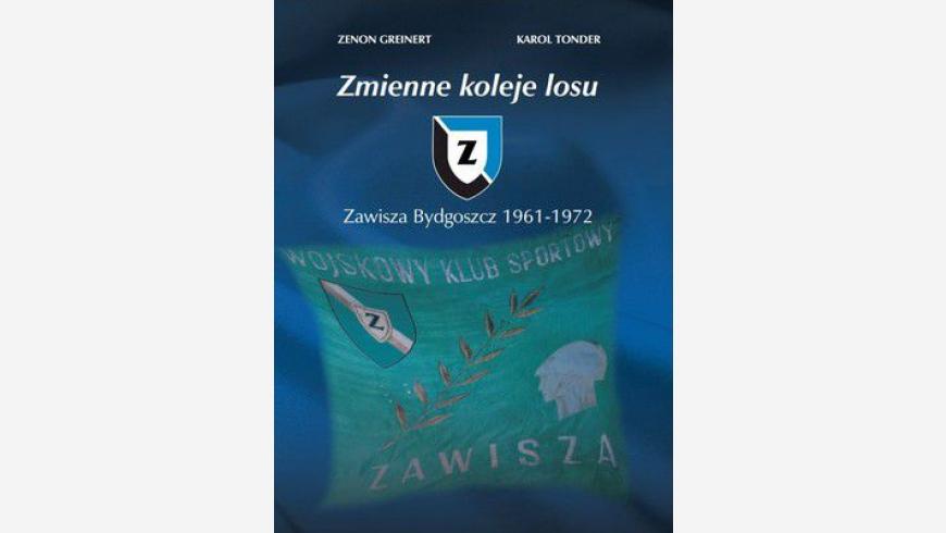 """Jak """"Express Bydgoski"""" książkę o Zawiszy promował"""