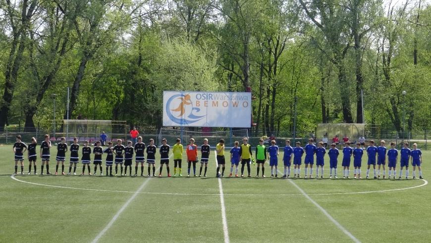 MUKS Unia Warszawa vs SEMP Warszawa 1:2 (1:0)