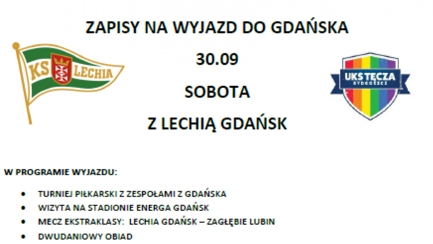 30.09 - Wyjazd na Ekstraklasę - ZAPISY!