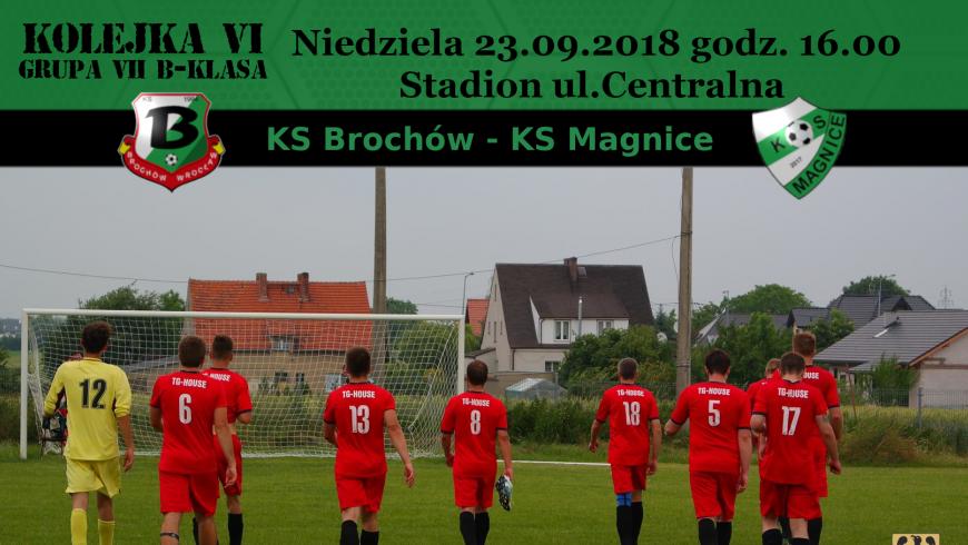 Magnice zawitają na Brochów