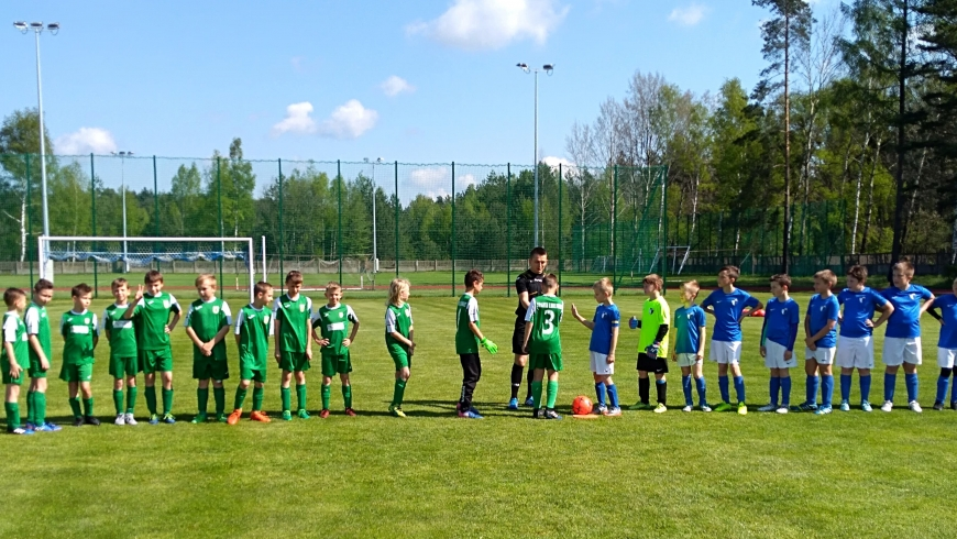 "ORLIKI: Unia Kalety vs LKS ""Sparta"" Lubliniec"