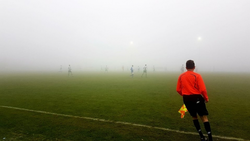 Blind football - mecz, który nie powinien się odbyć!