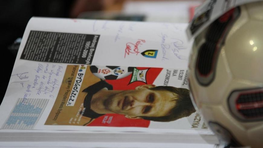 W sobotę turniej im. Andrzeja Brończyka. Zagrają oldboje Chemika