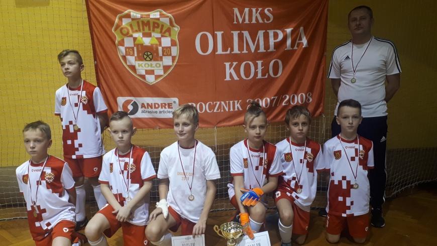 """ROCZNIK 2007/2008: Olimpia Koło wygrywa """"ORANJE CUP 2018"""""""