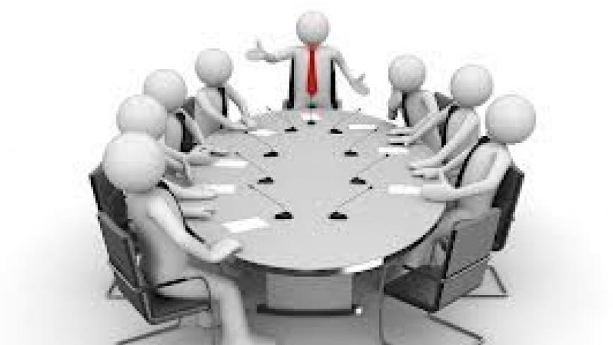 Zebranie Zarządu z rodzicami grup młodzieżowych