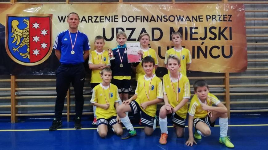 Turniej w Lublińcu rocz. 2008