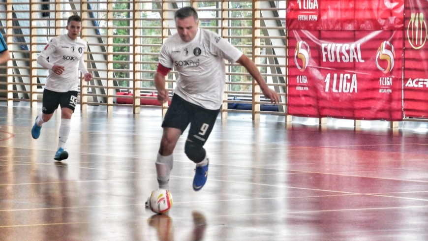 Mecz z KS Futsal Piła w hali GOSTiR!