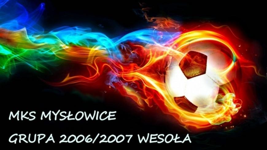 Wesoła 2006/07 - SMS Ruda Śląska - MKS Mysłowice 0:2