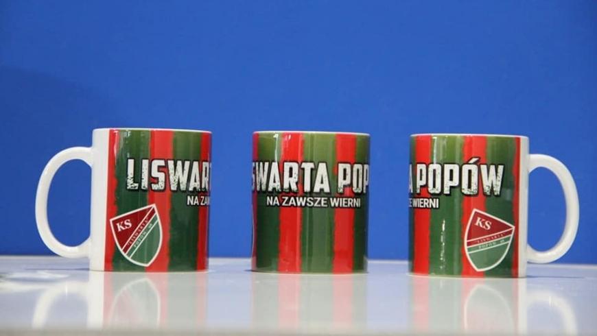 Gadżety klubu LISWARTA Popów