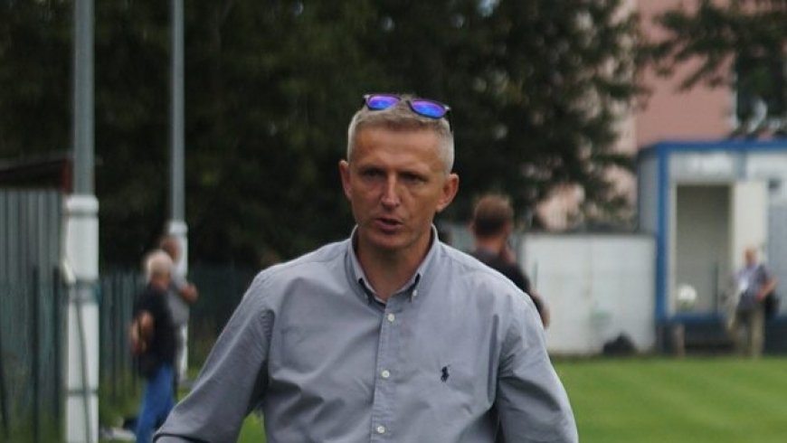 Nowy trener seniorów.
