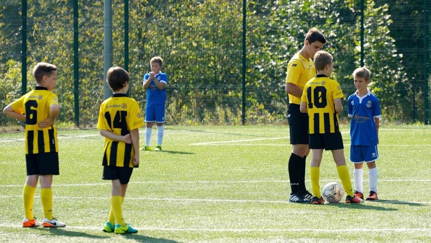Gra Akademia Piłkarska Bronowice...