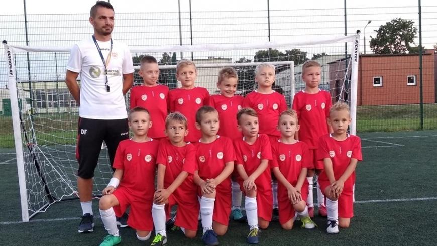 ROCZNIK 2012: Towarzyskie granie z Oranje Sport Turek