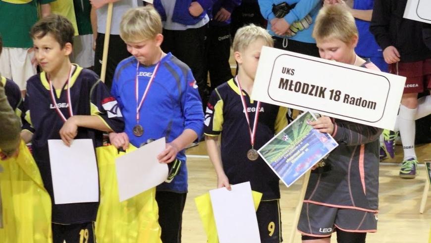MŁODZIK 2008 zagra w Memoriale Władysława Kramczyka