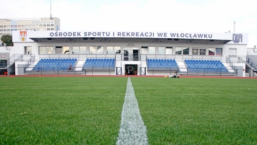 Zmiana terminu meczu we Włocławku