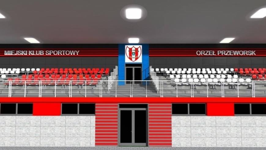 Kolejny etap w realizacji przebudowy Stadionu Miejskiego