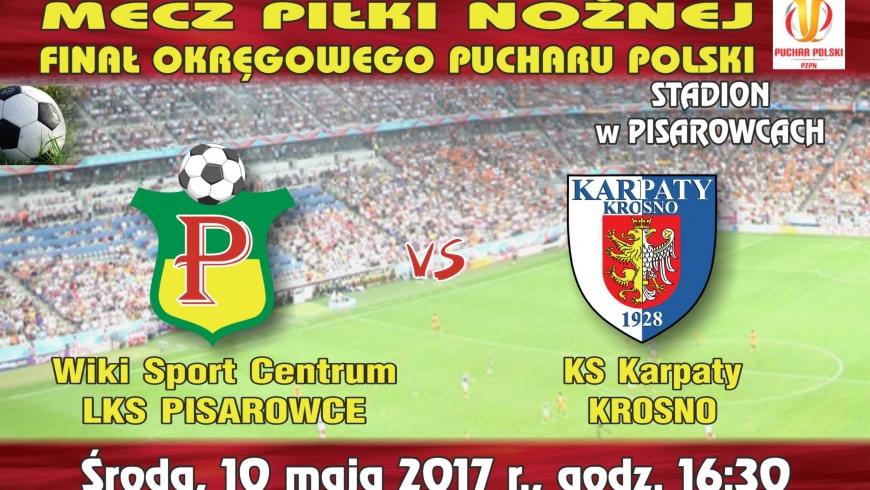 Finał Pucharu Polski już jutro !