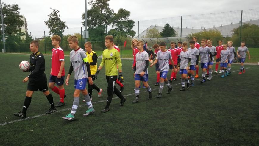 Pomorzanin Toruń - BKS Bydgoszcz 0:0