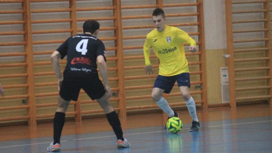 Liga Halowa K+M Sport - I KOLEJKA