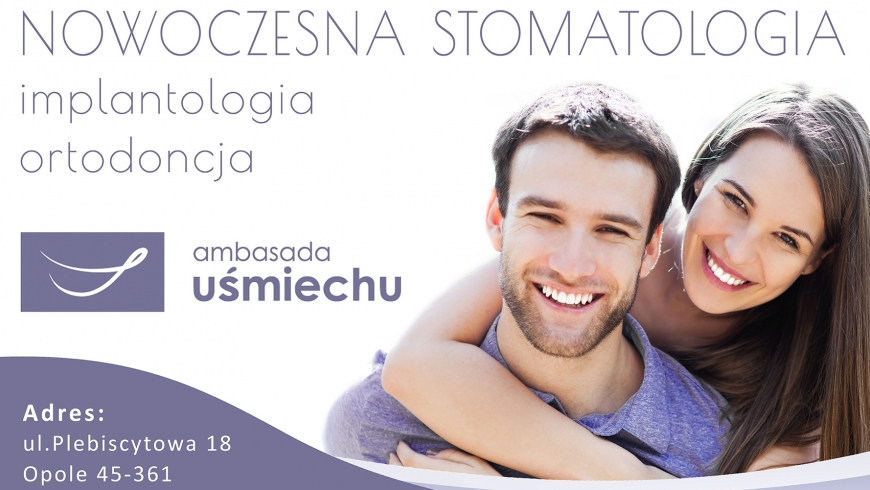 Ambasada Uśmiechu naszym partnerem