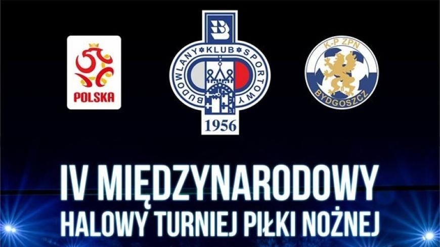 IV Międzynarodowy Turniej Piłki Nożnej o Puchar Prezesa Budowlanego Klubu Sportowego Bydgoszcz