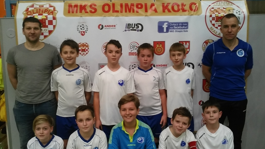 """ROCZNIK 2008: Górnik Konin wygrywa turniej """"MAŁA OLIMPIA CUP 2019"""""""