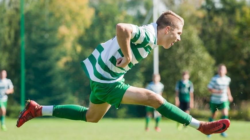 U19: Orzeł rozstrzelał Gościbię, nietypowy hat-trick Sebastiana Oleska!