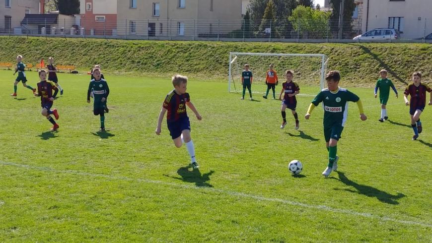 Rocznik 2008-turniej ligowy w Starogardzie Gd.
