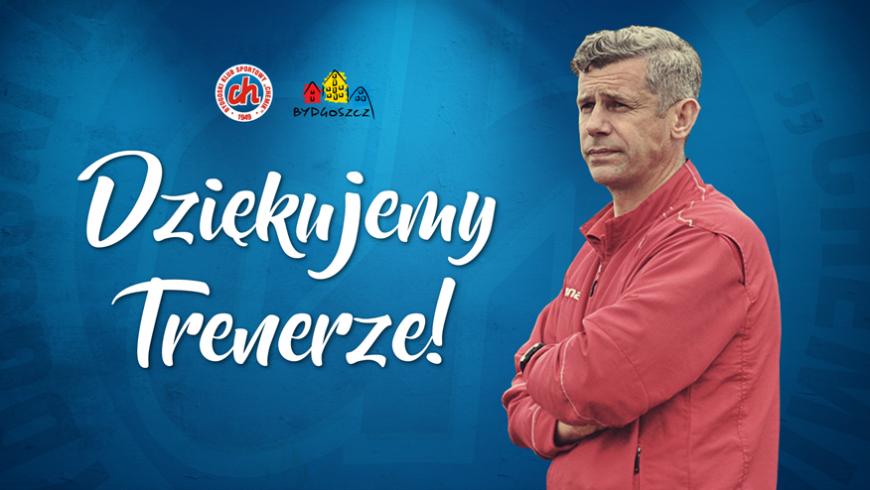 Piotr Gruszka trenerem Chojniczanki Chojnice