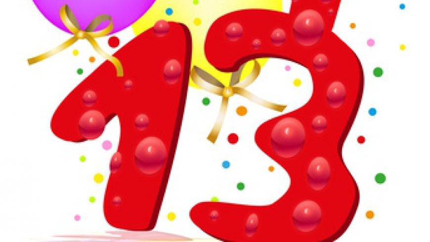 13 urodziny Karola