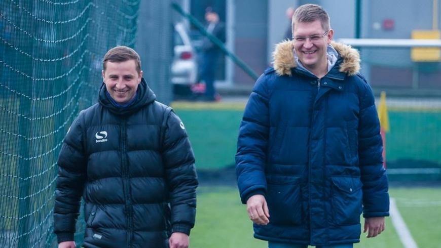 Kamil Ostrowski i Dawid Suder zakończyli współpracę z pierwszą drużyną Orła Myślenice
