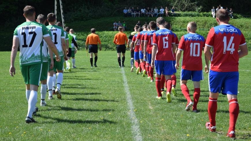 Porażka w Rogach a 3 maja gramy z Brzozovią.
