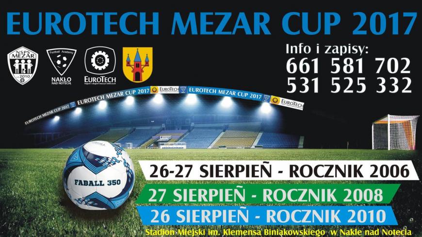 Eurotech Mezar Cup 2017!