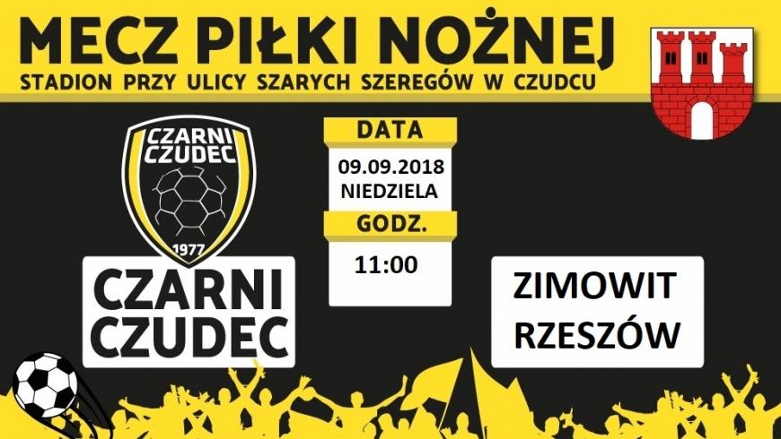 4. Kolejka: Czarni Czudec - Zimowit Rzeszów