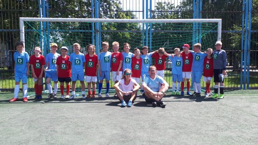 Turniej piłkarski Deichmann