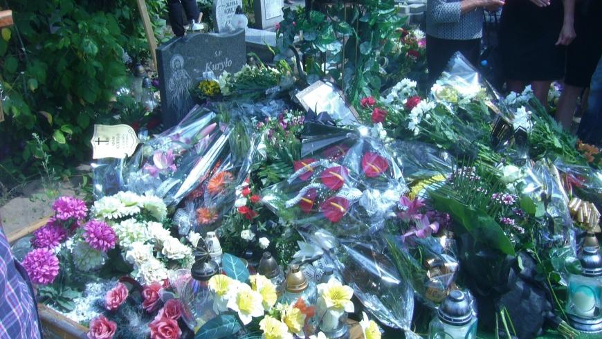 Pogrzeb Adam Kuryły