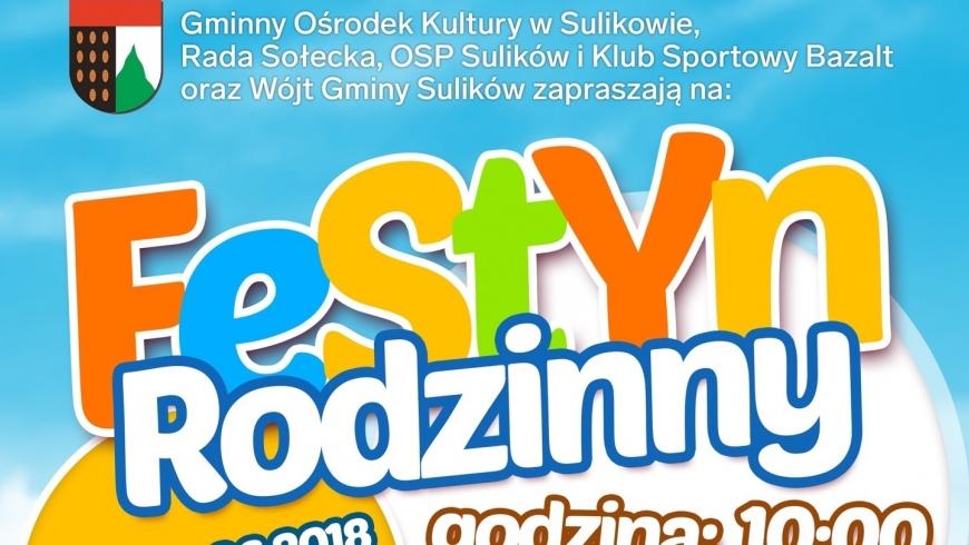 Festyn i Turniej Żaków w Sulikowie