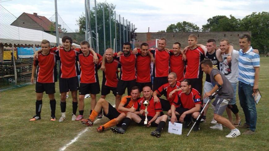 Turniej o Puchar Wójta Gminy Rudziniec  - Przebieg  , Zwycięstwo