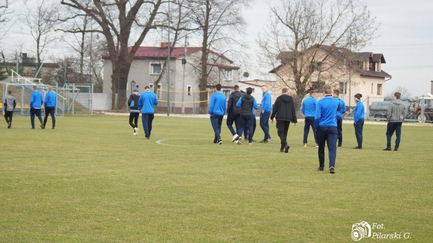 Kadra K.S. Górnik Piaski na sezon 2018/2019