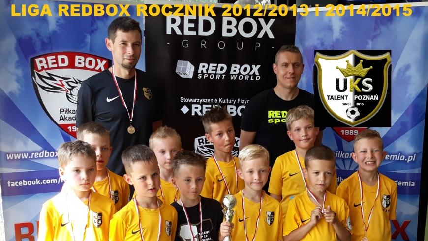 Liga REDBOX dla roczników 2012/2013/2014 - 18-maja