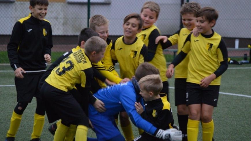 Wysokie środowe zwycięstwo Młodzika 2008