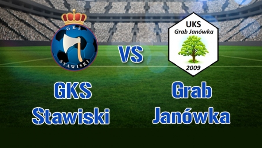 GKS Stawiski - Grab Janówka