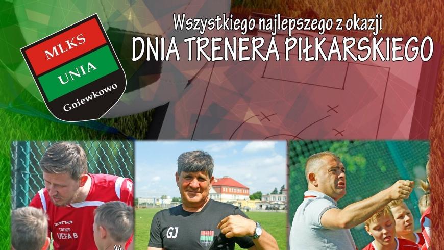Dzień trenera piłkarskiego!