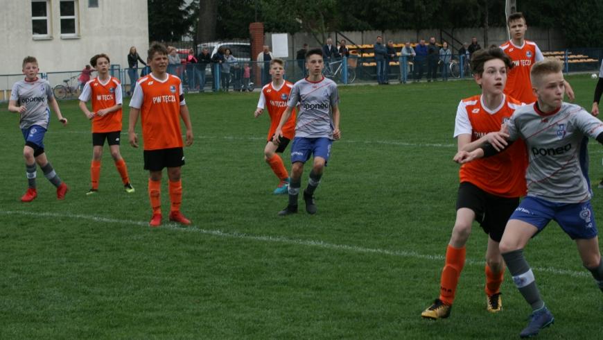 Notecianka Pakość - BKS Bydgoszcz 0:0
