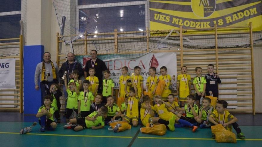 III miejsce w Młodzik Cup dla rocznika 2009