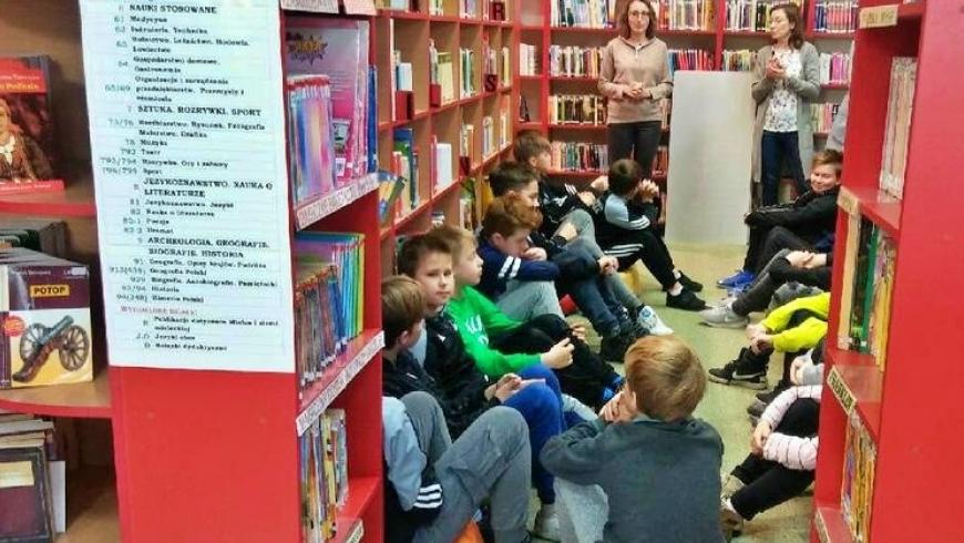 Klasa Va w bibliotece
