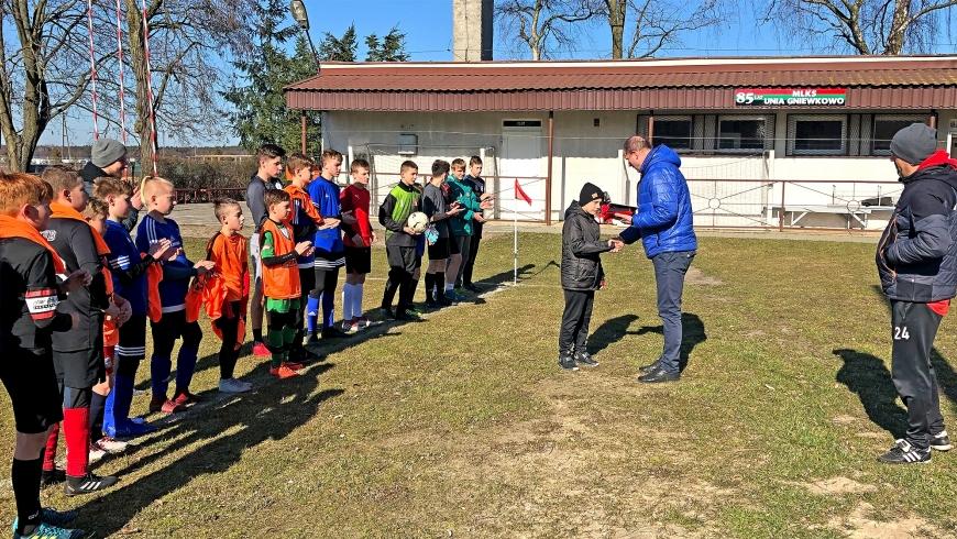 Oskar Czajkowski zawodnikiem lutego drużyn młodzieżowych