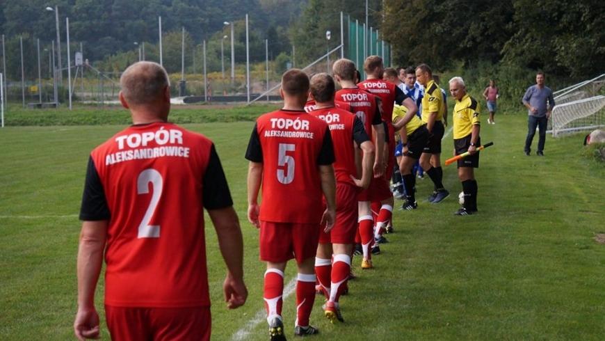 Mecz ligowy - dziewiąta kolejka(14.10.2018 r.)