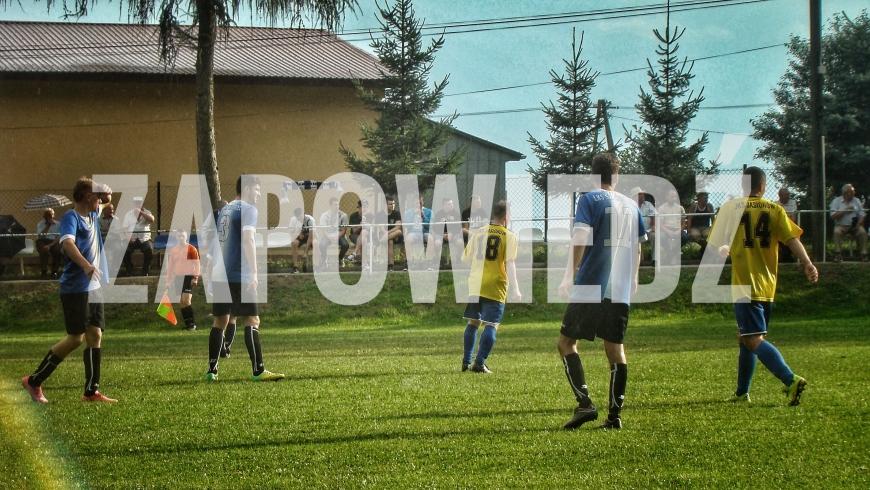 Trudny moment... mecz SAN NOZDRZEC - Orły Jabłonka